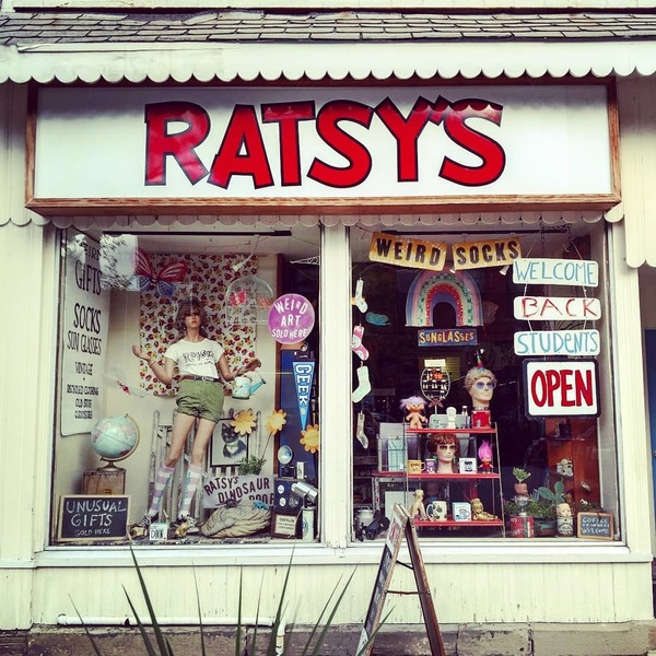 Not just a store a destination of the unusual
